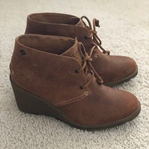 Sperry Top Sider Celeste Prow Wedges